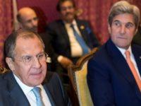 Консенсус за Сирия има, доволни са Кери и Лавров след Лозана