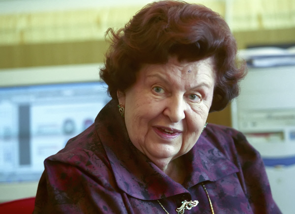Акад. Наталия Бехтерева приемала пациенти с препоръка от Ванга