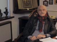 Стрелба по студиото на Никита Михалков
