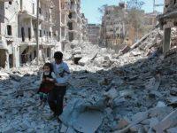 Вчера в Алепо…