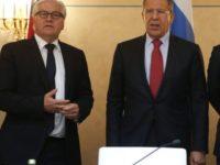 Германският външен министър застана на страната на Русия