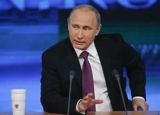 Путин: Русия ще се бори да намали вредните емисии