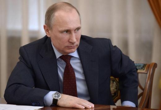 Путин подписа закона за разполагане на руски военни в Сирия за неопределено време