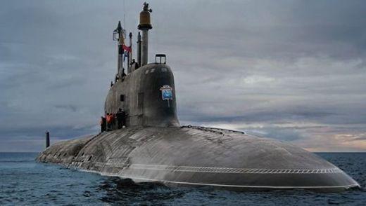 """NI оцени шансовете на атомната подводница """"Северодвинск"""" срещу американската """"Вирджиния"""""""