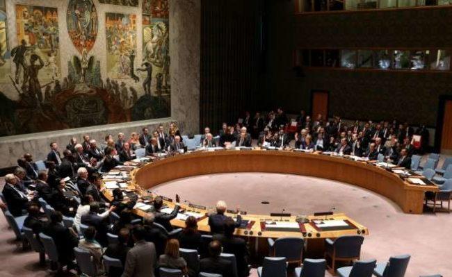 Постоянните представители на 4 държави напуснаха Съвета за сигурност на ООН за Сирия