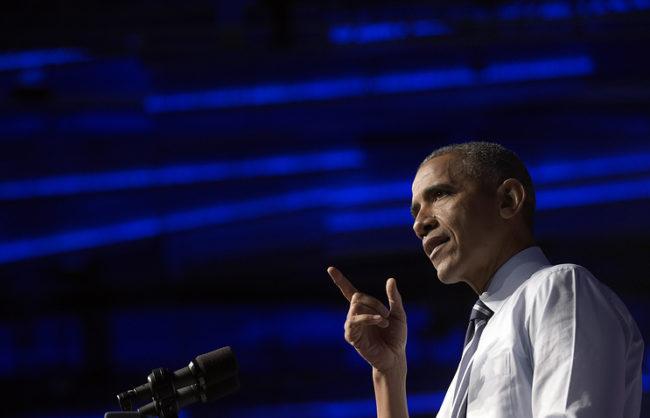 Стопанинът на Белия дом отправи остри думи към опозицията