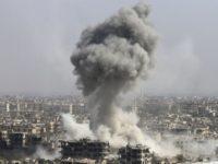 Нападение срещу руското посолство в Дамаск