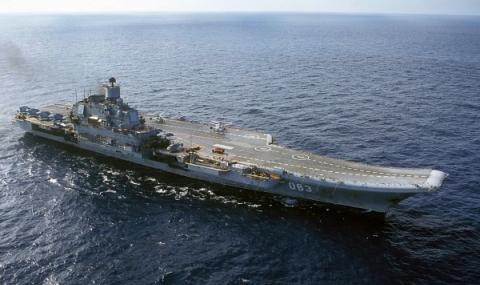 Руската флотили ще премине край водите на Великобритания