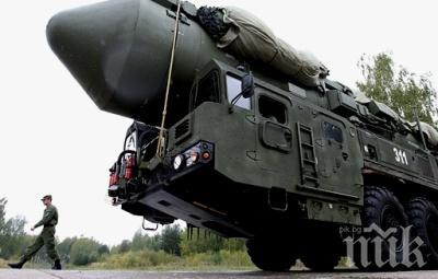 Русия прехвърля ядрени ракети край западните си граници