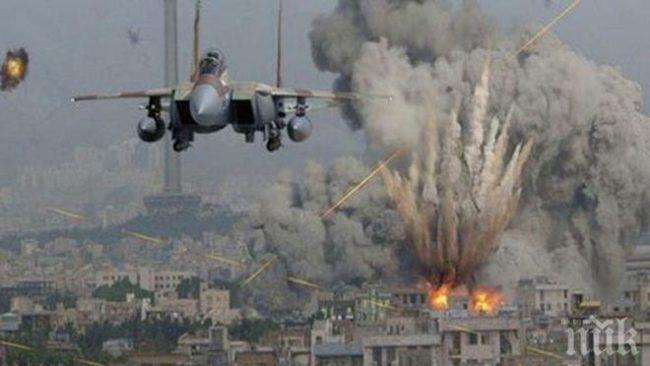 С помощта на Русия Асад напредва в Алепо