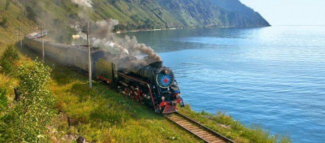 Навършват се сто години от построяването на Транссибирската железопътна линия