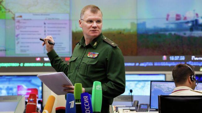 Генерал Конашенков предупреди US-стратезите: С-300 и С-400 може да се превърнат в изненада за всички неидентифицирани обекти в Сирия