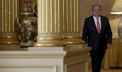 Гутериш: Русия и САЩ трябва да се сближат