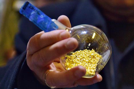 Страните от БРИКС инвестират $500 млн. в добива на злато в Русия