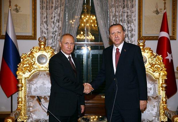 """Русия и Турция подписаха споразумение за """"Турски поток"""""""