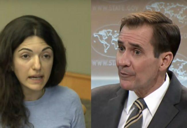 Руска журналистка извади от равновесие Джон Кърби с елементарен въпрос