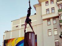 Москва издигна паметник на Плисецкая