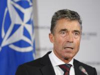 Бившият генерален секретар на НАТО Андерс фог Расмусен