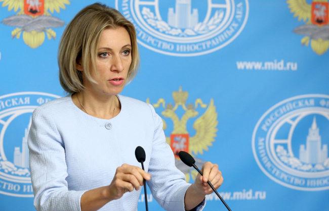 Захарова коментира изчезналото от Twitter съобщение на Макфол за Путин