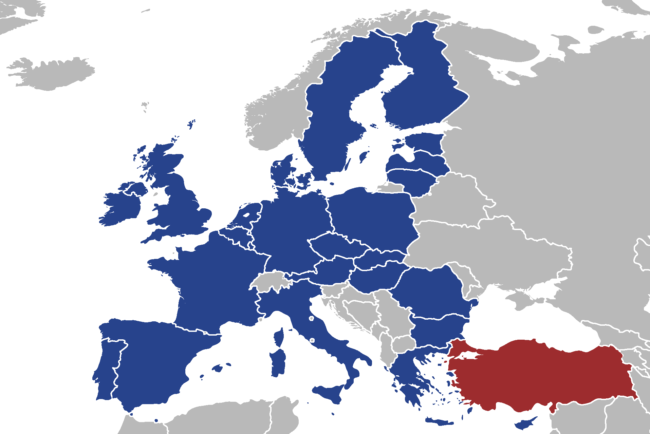 Русия не изисква Турция да се откаже от ЕС заради ШОС
