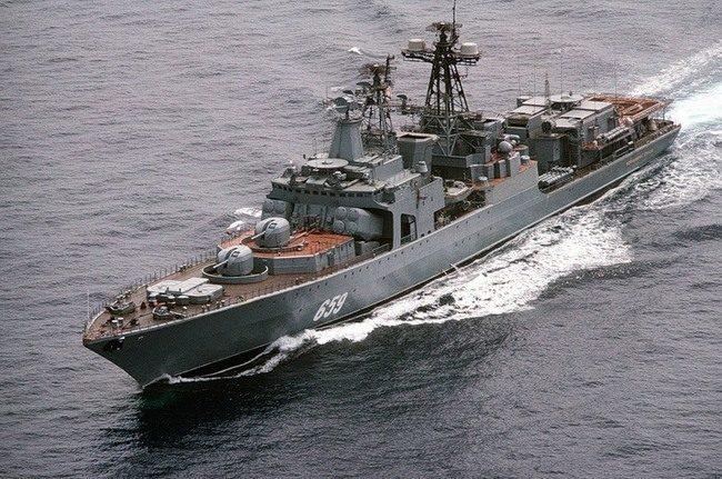 Руски кораб спаси бедстващи украински рибари в Средиземно море