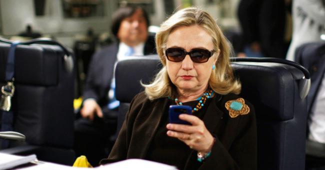 Убиха агента на ФБР разсекретил кореспонденцията на Хилъри Клинтън