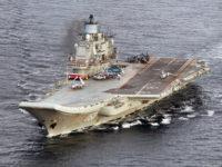 """Самолетите от """"Адмирал Кузнецов"""" се готвят за удари по бойците край Алепо"""