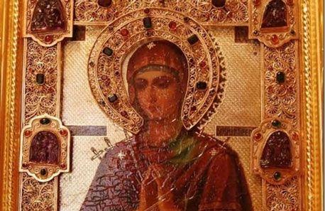 Чудотворната икона на пресвета Богородица отново в София