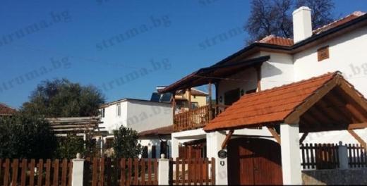 Къщата на руското семейство Алексей и Олга