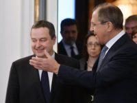 Русия няма да се меси във вътрешните работи на Сърбия