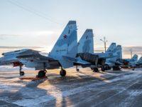 NI:  Русия достави на Китай  Су-35