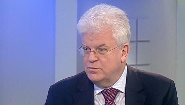 Посланикът на Москва в Брюксел Владимир Чижов