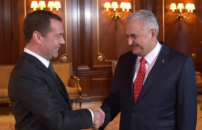 Турция очаква да се засили сътрудничеството с Русия