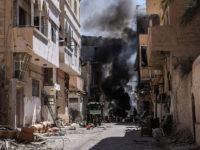 Сирийската армия изгуби битката за центъра на Палмира
