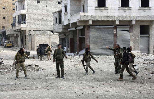 Русия обяви: Войната за Алепо приключи