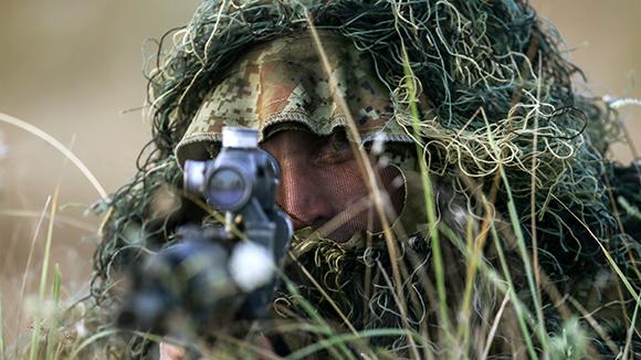 """В Русия разработиха """"паста-невидимка"""" за военните"""