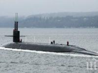 Русия тества революционен клас безпилотна подводница