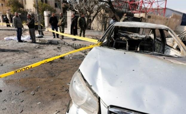 Терористи обстрелват руското посолство в Сирия