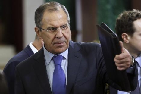 Лавров: Крим не е проблем, Крим е територия на Русия