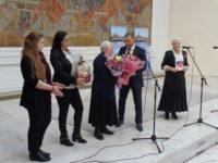 Встреча ветеранов, болгарских антифашистов, русофилов и молодежи в канун 75-ой годовщины контрнаступления советских войск под Москвой