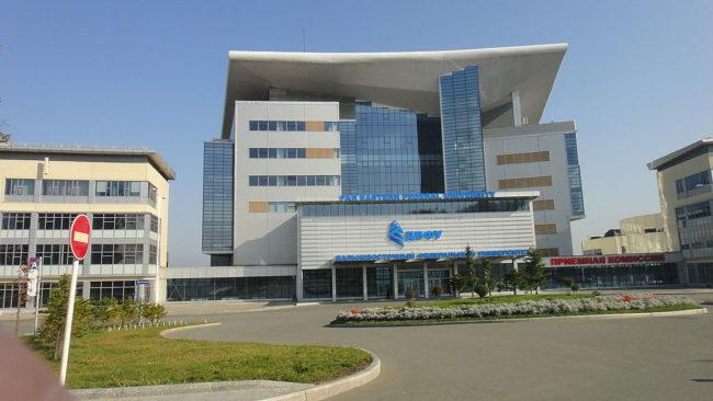 Далекоизточен федерален университет е висше учебно заведение в град Владивосток, Русия.