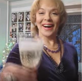 Наталия Сорокина. Поздравление с Рождеством и Новым 2017 Годом для Болгарии