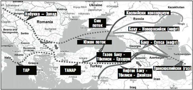 Статакис: Гърция е на кръстопътя на два енергийни коридора