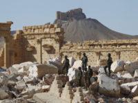 Бившият ръководител на Генералния щаб: Палмира падна, заради хуманитарните паузи