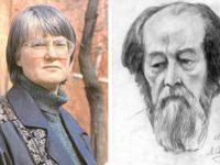 Лилия Сокуренко, заслужил художник на Русия: Солженицин ми позволи да го рисувам