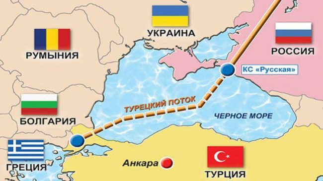 """К. Симонов: България може да преговаря с Русия и ЕС за прокарване на една от тръбите на """"Турски поток"""""""