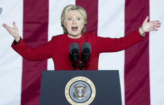 Politico: Киев e помагал на Хилари Клинтън по време на кампанията