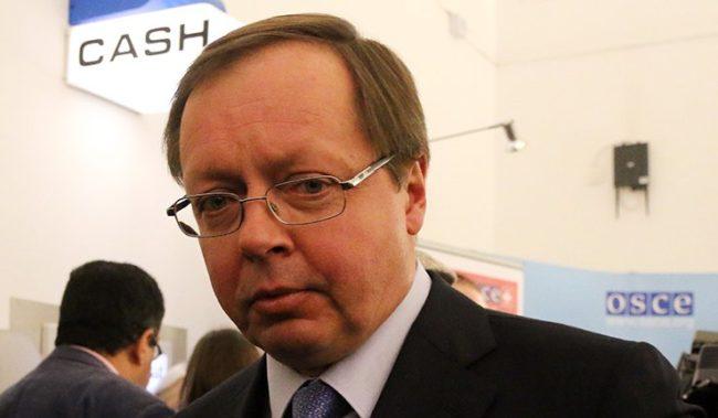 Андрей Келин - директор на Отдела за общоевропейско сътрудничество в руското Външно.