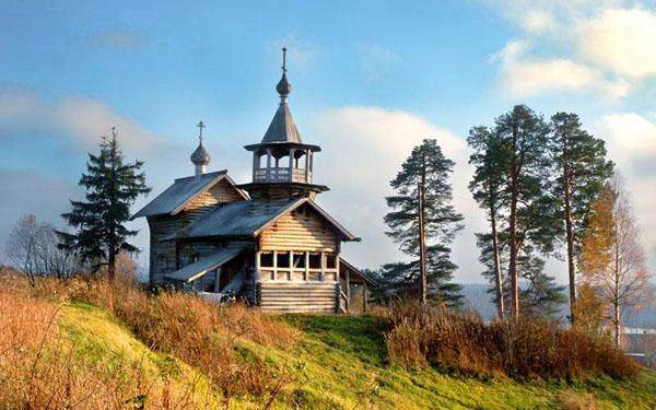 Най-красивото руско село поиска защита срещу туристите