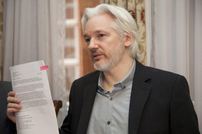 Асанж: САЩ обвиниха Русия в кибератаки, за да лишат Тръмп от легитимност